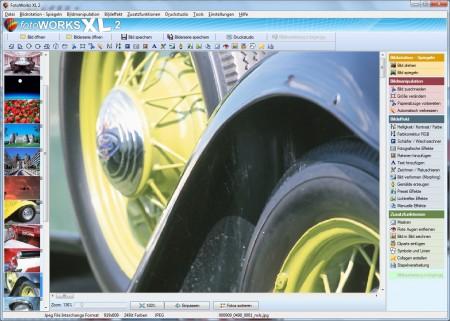 Windows 8 Bildbearbeitungsprogramm