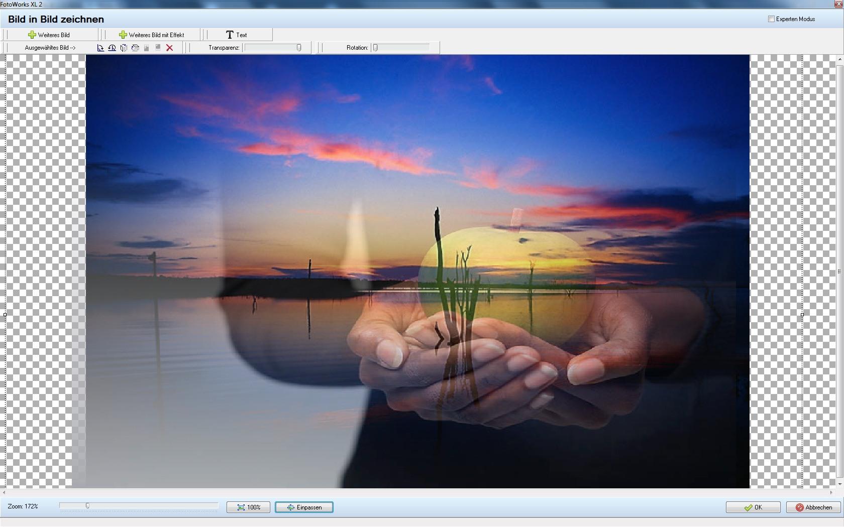 Fotobearbeitungssoftware